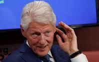 Cựu Tổng thống Mỹ Bill Clinton nhập viện