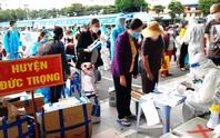 Người chưa tiêm vắc-xin Covid-19 đến Lâm Đồng không phải cách ly tập trung