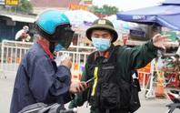 Người dân quay về đông nghẹt, chốt vào Bà Rịa - Vũng Tàu chật cứng xe