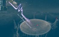 Trái Đất bắt được 1.652 tín hiệu vô tuyến dội bom từ thiên hà lạ