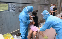 4 người trong một gia đình về từ TP HCM dương tính SARS-CoV-2