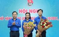 Chị Nguyễn Phạm Duy Trang, anh Nguyễn Minh Triết làm Bí thư Trung ương Đoàn