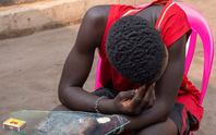 Ớn lạnh xác sống ở  Kinshasa