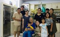 NSƯT Phi Điểu mừng thọ 88 tuổi cùng con cháu