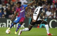 Thần đồng Fati tái xuất, Barcelona đại phá Valencia