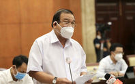 Ông Lê Minh Tấn: Tôi không phát biểu chưa có ai thiếu ăn, thiếu mặc vì dịch!
