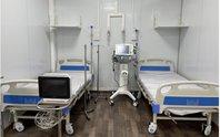 Một bệnh viện Covid-19 vừa đi vào hoạt động ngay trung tâm TP HCM