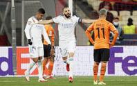 Thắng hủy diệt Shakhtar Donetsk, Real Madrid chạy đà chờ siêu kinh điển
