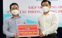 TP HCM đã nhận được tiền, hàng khủng ủng hộ cho công tác chống dịch