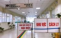 3 nhân viên y tế dương tính SARS-CoV-2