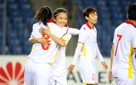 Tuyển nữ Việt Nam quyết dự World Cup 2023