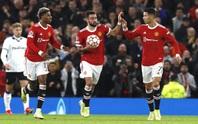 Ngược dòng điên rồ ở Old Trafford, Man United đại phá Atalanta