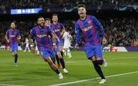 Barcelona có 3 điểm, Bayern Munich vùi dập Benfica vững ngôi đầu