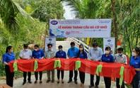 CEP khánh thành cầu dân sinh tại Vĩnh Long