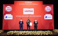 Năm thứ 4 liên tiếp Viettel đứng đầu bảng xếp hạng công ty CNTT-VT uy tín nhất tại Việt Nam