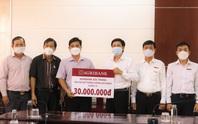 Cán bộ, viên chức Agribank Sóc Trăng tự nguyện không nhận hơn 1 tỉ đồng hỗ trợ