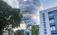 """Trung Quốc: Nổ tại """"cơ sở nghiên cứu quốc phòng hàng đầu"""", 11 người thương vong"""