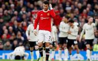 Ronaldo bị chê tơi bời sau trận thảm bại trước Liverpool