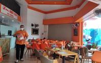 Hàng quán ăn uống tại chỗ ở TP HCM: Không rượu bia, máy lạnh