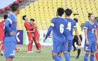 HLV Park Hang-seo thất vọng về trận U23 Việt Nam thắng nhọc nhằn Đài Bắc - Trung Hoa