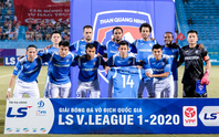 CLB Than Quảng Ninh bị loại, không được tham dự V-League 2022