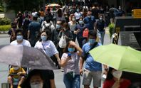 Số ca mắc Covid-19 tăng vọt bất thường ở Singapore