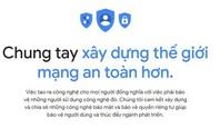 An ninh mạng bị đe dọa, Google thành lập trung tâm an toàn cho người Việt
