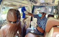 Hôm nay 7-10, taxi công nghệ GrabCar chính thức chạy lại ở TP HCM