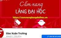 Hàng chục Fanpage confession các trường đại học tại TP HCM bị tấn công