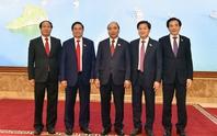 Giới thiệu chữ ký của Thủ tướng Phạm Minh Chính, 2 tân Phó Thủ tướng