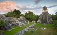 Thứ lạ lùng nhất thành cổ Maya: như xuyên không từ thời hiện đại