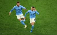 Man City ngược dòng đẳng cấp hạ Dortmund, đoạt vé bán kết Champions League