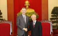 Tổng Bí thư Nguyễn Phú Trọng mời Tổng thống Mỹ Joe Biden sớm thăm Việt Nam