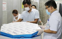 6 lọ thuốc giải độc botulinum đầu tiên đã về đến TP HCM