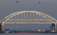 """Nga """"châm lửa"""" trên biển Đen, đáp trả trừng phạt Mỹ"""
