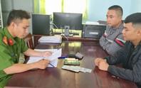 CLIP: Bắt tại trận 2 đối tượng từ Thanh Hóa vào Kiên Giang làm liều