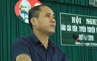 Bí thư phường ở Khánh Hòa bị đâm chết: Tạm giữ nghi phạm là cán bộ công an