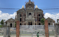 Clip: Cận cảnh biệt thự khủng xây dựng trái phép mọc sừng sững ở Đồng Nai