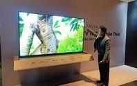 Dòng TV BRAVIA XR có bộ xử lý cao hơn AI