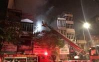 Vụ cháy ở cửa hàng sơ sinh: Có một lối đi duy nhất, 4 nạn nhân tử vong trên tầng tum