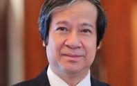 Chân dung tân Bộ trưởng Bộ GD-ĐT kế nhiệm ông Phùng Xuân Nhạ