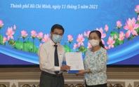 Trao quyết định phê chuẩn ông Nguyễn Văn Dũng làm Phó Chủ tịch HĐND TP HCM