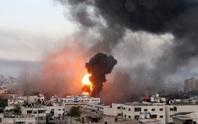 Nguy cơ chiến tranh toàn diện Israel - Palestine