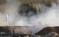 Phát hiện 3 rốc-két từ Lebanon bắn về phía Israel