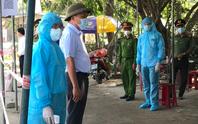 Quảng Nam: Đã có kết quả xét nghiệm 7 F1 tại Thăng Bình, Quế Sơn
