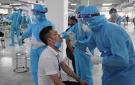 Phát hiện thêm 114 ca dương tính SARS-CoV-2 tại 2 ổ dịch nguy hiểm