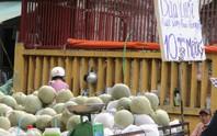 Giải cứu dưa lưới vì nhà hàng, khách sạn, karaoke giảm mua
