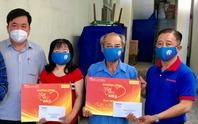 Mai Vàng nhân ái thăm 2 nghệ sĩ ở Tây Ninh