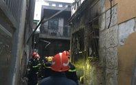 Tìm thấy 8 thi thể trong đám cháy nhà dân ở quận 11, TP HCM