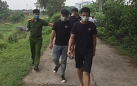 Dân gọi điện báo, công an truy đuổi bắt gọn 4 người Trung Quốc nhập cảnh trái phép